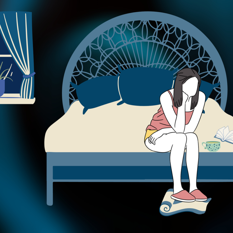 Health and Fitness-overcoming Insomaniac